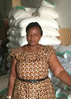 Mrs. Oliver Shewiyo, founder and director of Kipipa